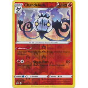 Chandelure - 033/192 (Reverse Foil)