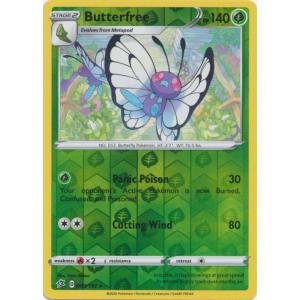 Butterfree - 003/192 (Reverse Foil)