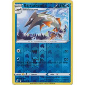 Barraskewda - 053/192 (Reverse Foil)