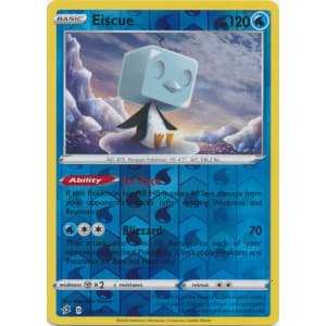Eiscue - 054/192 (Reverse Foil)