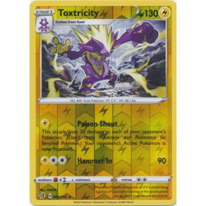 Toxtricity - 069/192 (Reverse Foil)