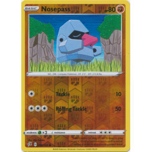 Nosepass - 096/192 (Reverse Foil)