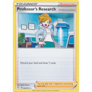 Professor's Research - 060/072