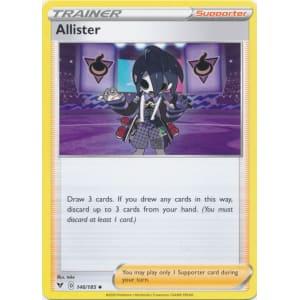 Allister - 146/185