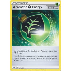 Aromatic Grass Energy - 162/185