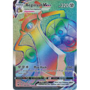 Aegislash VMAX (Hyper Rare) - 190/185