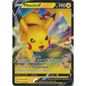 Pikachu V - 043/185