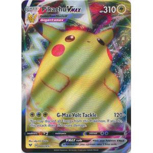 Pikachu VMAX 044//185 Ultra Rare