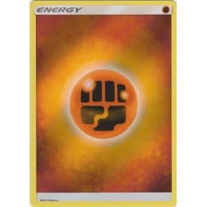 Fighting Energy - 2017 (Reverse Foil)