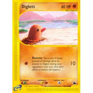 Diglett - 50/144