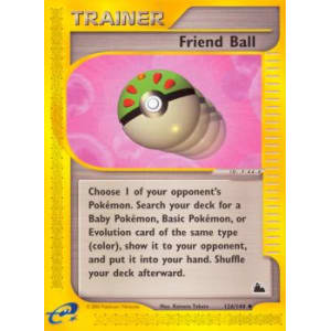 Friend Ball - 126/144