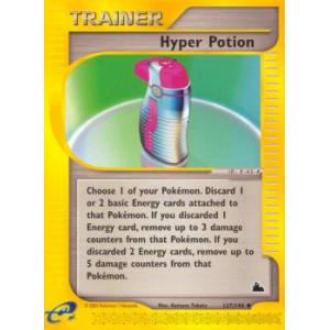 Hyper Potion - 127/144