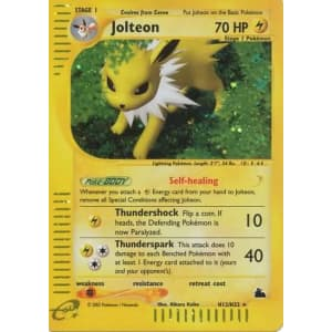 Jolteon - H12/H32