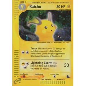 Raichu - H25/H32