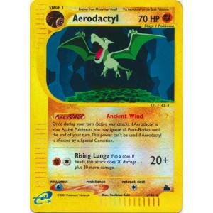 Aerodactyl - 1/144 (Reverse Foil)