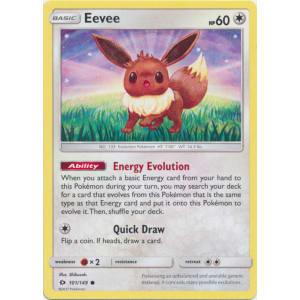 Eevee - 101/149 (Non-Holo)