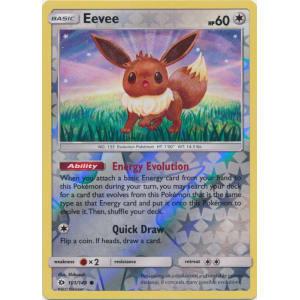 Eevee - 101/149 (Reverse Foil)
