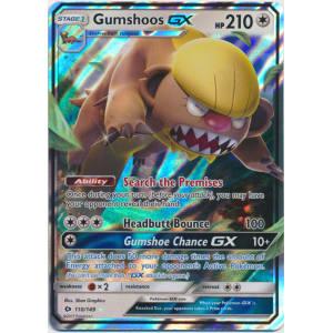 Gumshoos-GX - 110/149