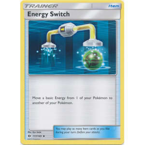 Energy Switch - 117/149