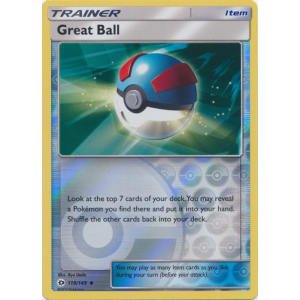 Great Ball - 119/149 (Reverse Foil)