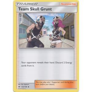 Team Skull Grunt - 133/149