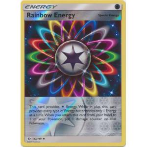 Rainbow Energy - 137/149 (Reverse Foil)