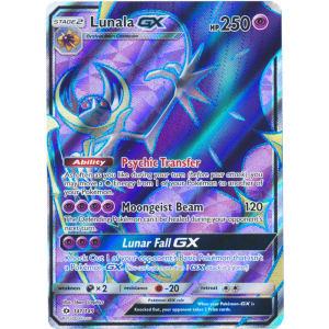 Lunala-GX (Full Art) - 141/149