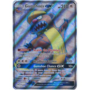 Gumshoos-GX (Full Art) - 145/149