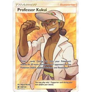 Professor Kukui (Full Art) - 148/149