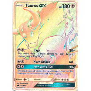 Tauros-GX (Hyper Rare) - 156/149