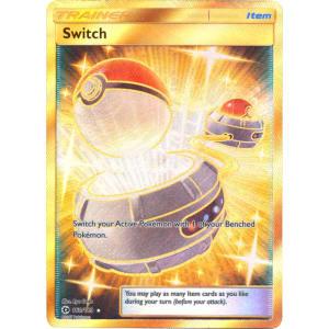 Switch (Secret Rare) - 160/149