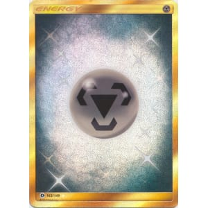 Metal Energy (Secret Rare) - 163/149