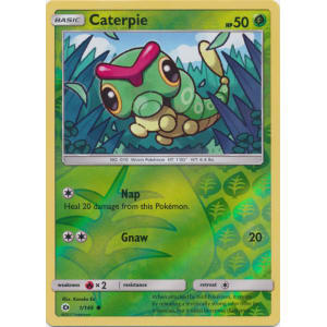Caterpie - 1/149 (Reverse Foil)