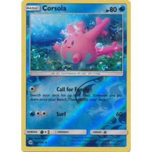 Corsola - 36/149 (Reverse Foil)