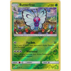 Butterfree - 3/149 (Reverse Foil)
