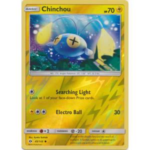 Chinchou - 49/149 (Reverse Foil)