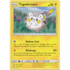 Togedemaru - 53/149