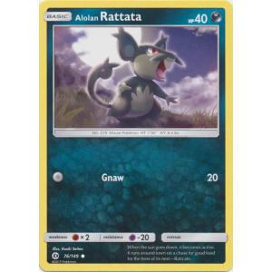 Alolan Rattata - 76/149