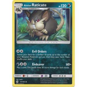 Alolan Raticate - 77/149