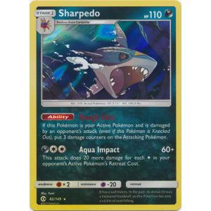 Sharpedo - 82/149