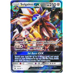 Solgaleo-GX - 89/149