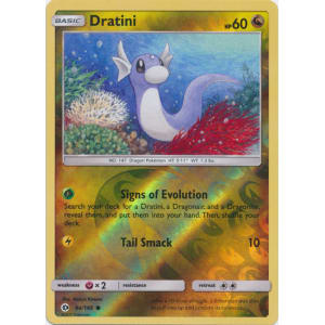 Dratini - 94/149 (Reverse Foil)