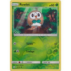 Rowlet - 9/149 (Reverse Foil)