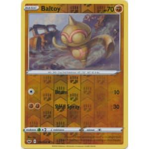 Baltoy - 101/202 (Reverse Foil)