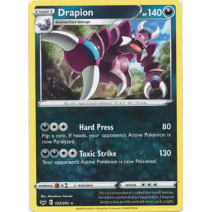 Drapion - 122/202
