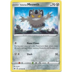 Galarian Meowth - 127/202