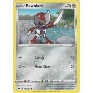 Pawniard - 133/202
