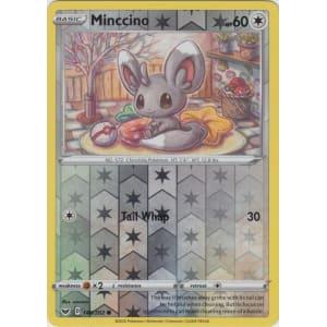 Minccino - 146/202 (Reverse Foil)