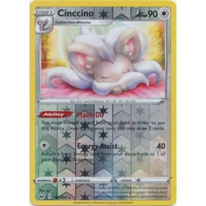 Cinccino - 147/202 (Reverse Foil)