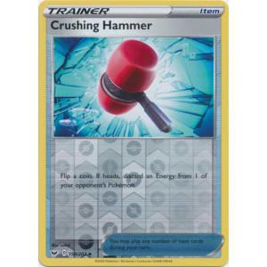 Crushing Hammer - 159/202 (Reverse Foil)